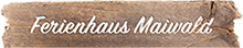 Ferienhaus Maiwald Logo